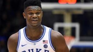 Потенциалният избор номер 1 в драфта на НБА получи тежка контузия
