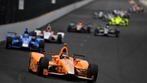 Макларън ще разчитат на техническа подкрепа от Индикар отбор за Инди 500