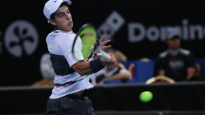 Адриан Андреев отпадна във втория кръг в Анталия