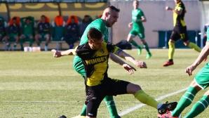 Вутов аут за три мача след червения картон срещу Лудогорец