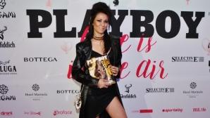 Марешка Глушук на корицата на Playboy за рождения си ден