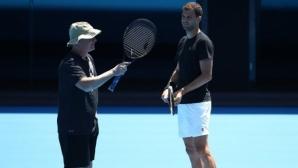 Агаси: Вярвам, че Григор още не е показал най-добрия си тенис