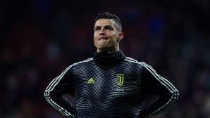 Кристиано Роналдо може да не започне срещу Болоня