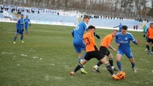 Късен гол спаси Арда срещу Литекс