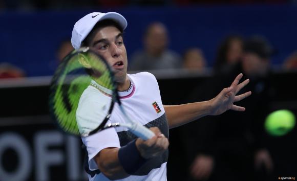 Адриан Андреев отпадна на четвъртфиналите в Анталия