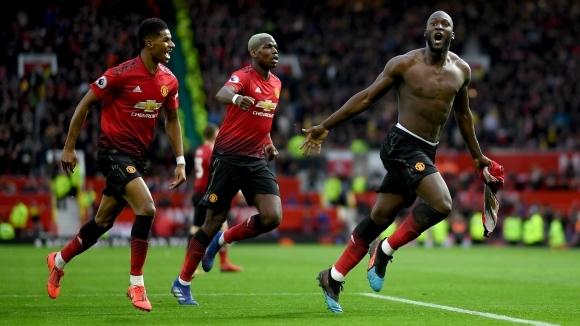 Манчестър Юнайтед припомни за времената на Фъргюсън след обрат над Саутхамптън