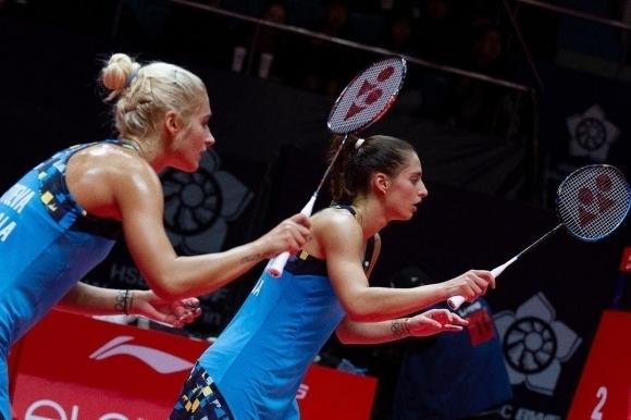 Стефани Стоева и Габриела Стоева ще играят срещу китайки в първия кръг на...