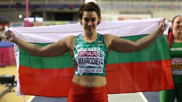 Страхотна Мавродиева спечели европейската титла на гюле (видео + галерия)