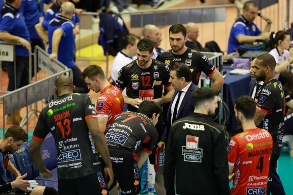Цецо Соколов и Лубе с лесна победа №20 в Италия