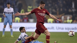 Дълга нощ в Рома след тежката загуба доведе до едно решение засега