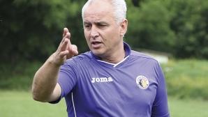 Бончо Генчев: Преди да подпиша с Етър, бях подписал с Левски