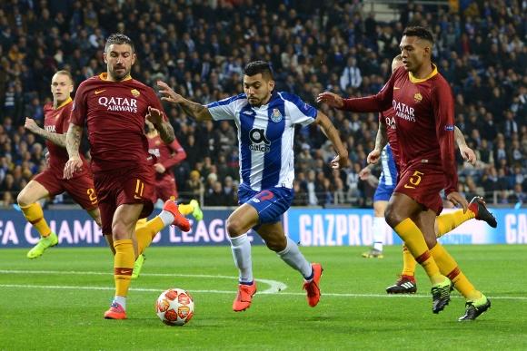 Порто изхвърли Рома след продължения (видео + галерия)
