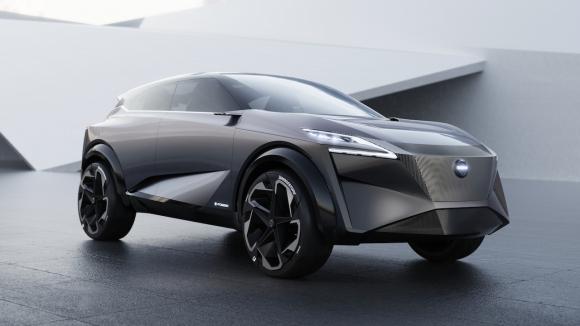 Nissan лансира концептуалния автомобил IMQ на Автомобилния салон в Женева