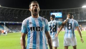 Бивш играч на Аякс доближи тима си до титлата в Аржентина