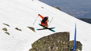Екстремна извънпистова ски и сноуборд надпревара на Витоша през уикенда