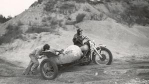 """Запознайте се с Дороти Робинсън - """"Първата дама на мотоциклетизма"""""""