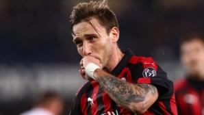 Милан лети към Шампионската лига (видео+галерия)
