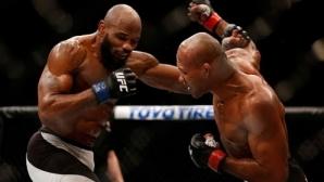 UFC предоставят Жакаре срещу Ромеро 2 на 27 април