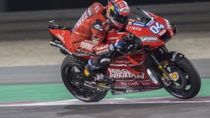 Довициозо победи Маркес след люта битка при откриването на сезона в MotoGP
