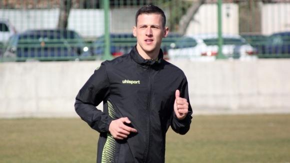 Александър Тонев вече може да играе за Ботев (Пд)