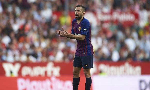 Жорди Алба: И Реал беше фаворит срещу Аякс, но видяхме какво се случи