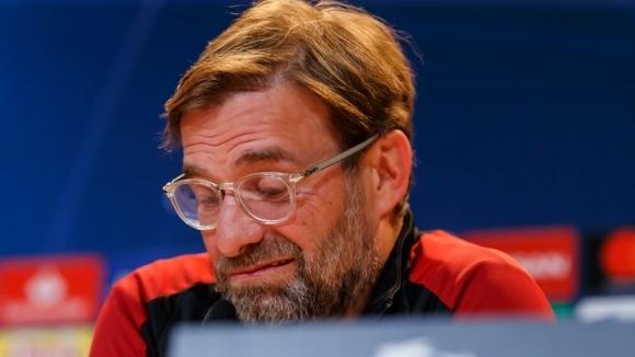 Клоп: Лудост е да се предполага, че сами ще искаме да отпаднем от Шампионската лига