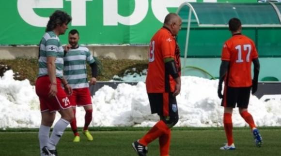 Бойко Борисов за гола: Вратарят не обърна внимание на фалца