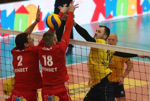 ЦСКА се хвърля за второто място, Хебър за честта си