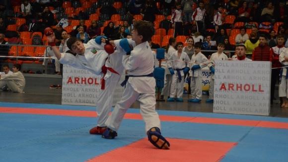 Дончо Барбалов откри турнира Никон Оупън с участието на 1000 каратеки от 22 държави