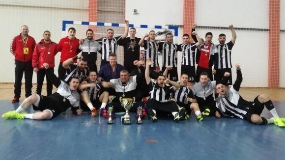 Локомотив (Варна) спечели Купата на България по хандбал за мъже за рекорден 11-и път
