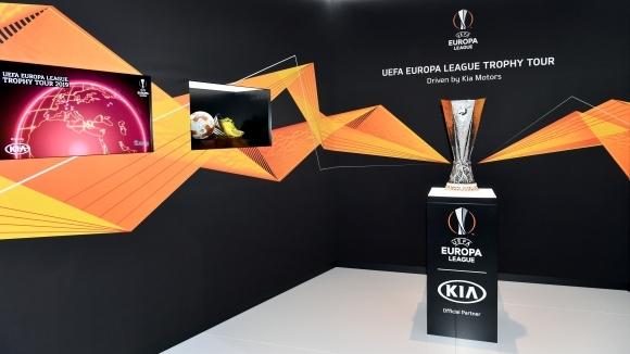 Два от фаворитите се сблъскаха на 1/4-финалите в Лига Европа