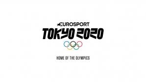 Евроспорт показа логото си за олимпийските игри в Токио 2020