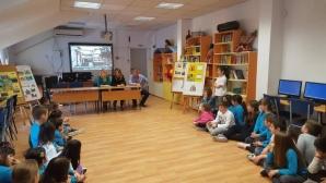 Тереза Маринова мотивира плевенските ученици да се занимават със спорт