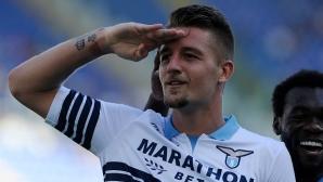 Звезда на Лацио отново в радара на Реал Мадрид?