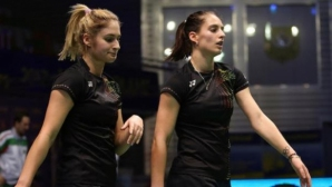 Стефани Стоева и Габриела Стоева достигнаха до полуфиналите в Базел