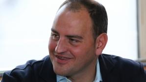 Петър Стойчев: Готов съм за едно екстремно плуване