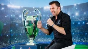 Дел Пиеро: Аякс e голямо предизвикателство за Юве, срещу Реал впечатли целия свят