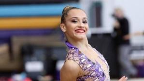 """Катрин Цонева и Стилияна Николова спечелиха по два златни медала от """"Жулиета Шишманова"""""""