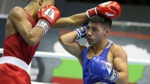 Даниел Асенов е на финал на Европейското