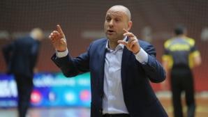 Константин Папазов: По-големият опит ни помогна да вземем победата