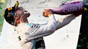 Ботас: Най-доброто състезание в кариерата ми