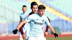 Джеки: Ковачев е най-големият талант от школата на Лудогорец