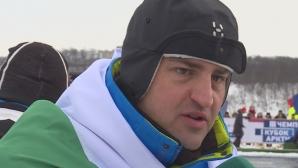 Петър Стойчев: Малко сме, но сме силни! (видео)