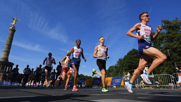 Моен спечели полумаратона в Гдиня с рекорд
