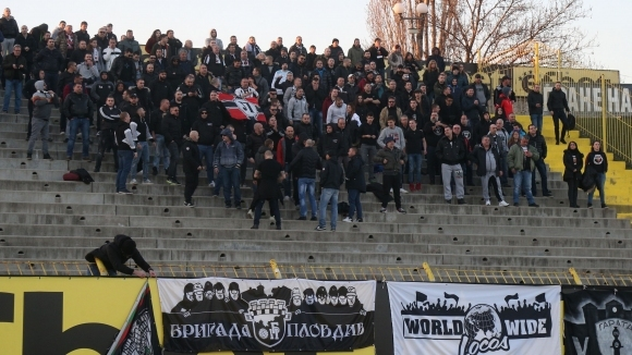 Фенклубът на Локомотив: Локомотив е любов, непонятна за примитивни...