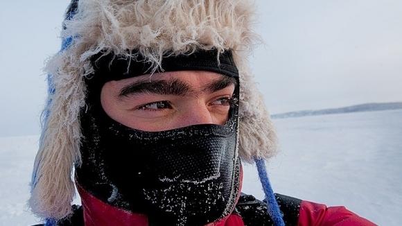 Владо Донков започна самостоятелна полярна експедиция