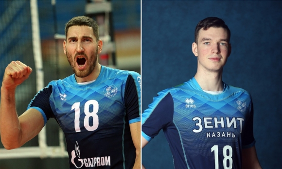 В Зенит (Казан) има двама играчи с име Максим Михайлов, на които дори...