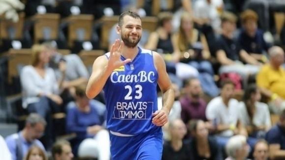 Маринов се завърна в игра за Каен