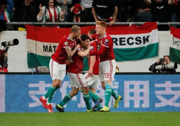 Унгарците обърнаха вторите в света (видео)
