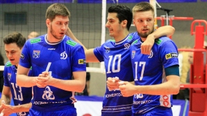 Слави Гоцев с 12 точки, Динамо-ЛО с важна победа в Русия